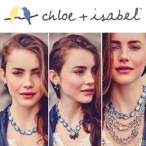 Chloe + Isabel Accessories - 🆕💙 Northern Mist Collar Necklace c+i N347BL